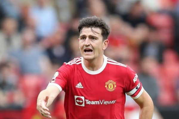 Maguire missed out on Villarreal after injury.